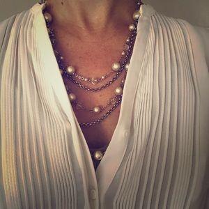 Premier Designs multi-strand necklace